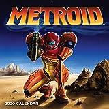 Metroid 2020 Wall Calendar 画像