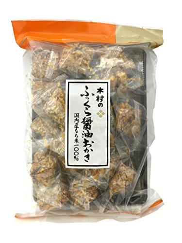 木村 木村のふっくら醤油おかき 17個入 6袋