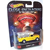 hotwheels close encounters of the third kind ford F-250 car 1.64 scale model by Hot Wheels [並行輸入品]