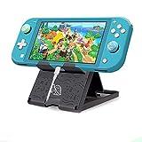 【Nintendo Switch/Switch Lite対応】どうぶつの森 プレイスタンド 折り畳み式 携帯置き台 可愛い コンパクト 角度調整可能 滑り止め 持ち運び便利 ニンテンドースイッチ スタンド