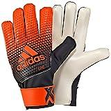 adidas(アディダス) サッカー ゴールキーパーグローブ X ライト NDZ70 ブラック/ソーラーレッド(BS1528) 8
