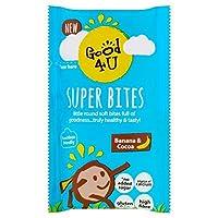 Good4U Super Bites Kids Banana & Cocoa 20g - (Good4U) スーパー刺さキッズバナナ&ココア20グラム [並行輸入品]