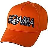 本間ゴルフ HONMA 帽子 キャップ 591-317622 オレンジ フリー