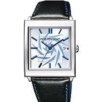 [シチズン]CITIZEN 腕時計 INDEPENDENT インディペンデント 戦国BASARAコラボレーションモデル 伊達政宗モデル BQ1-417-10 メンズ