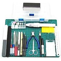 Preamer Modeller Professional Tools Craft Set For Car Gundam Model Assemble Building Kit