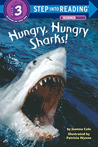 Hungry, Hungry Sharks (Step Into Reading Series/Step 3, Grades 1-3)の詳細を見る