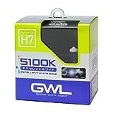 ミラリード(MIRAREED) ハロゲンバルブ GWL エクセレントホワイトバルブ H7 5100K 【車検対応】 HIDクラスの輝きと白さ S1416