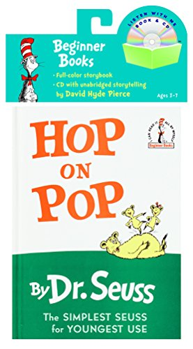 Hop on Pop Book & CD (Book and CD)の詳細を見る