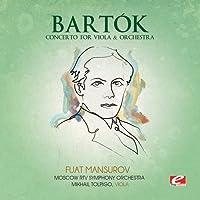 Concerto for Viola & Orchestra