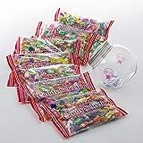 UHA味覚糖 キャンディセレクション(7袋) プラス ネコ瓶セット 1960g