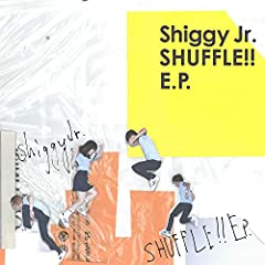 Shiggy Jr.「誘惑のパーティー」のジャケット画像