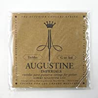 AUGUSTINE IMPERIAL 3rd 3弦 クラシックギター弦 バラ弦×6セット