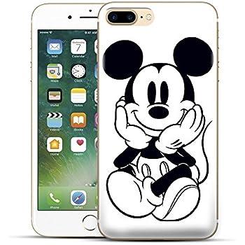 062177d1a9 iPhone6 iPhone7/8 iPhone6plus iphone8plus/7plus iPhoneXケース ディズニーキャラクター ミッキーマウス  スマホケース TPU[防塵 耐衝撃 薄型 軽量] ...