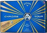 Callaway(キャロウェイ) ゴルフボール CHROME TOUR TRUVIS ゴルフボール(1ダース12個入り)2016年モデル  64232531225117 ブルー