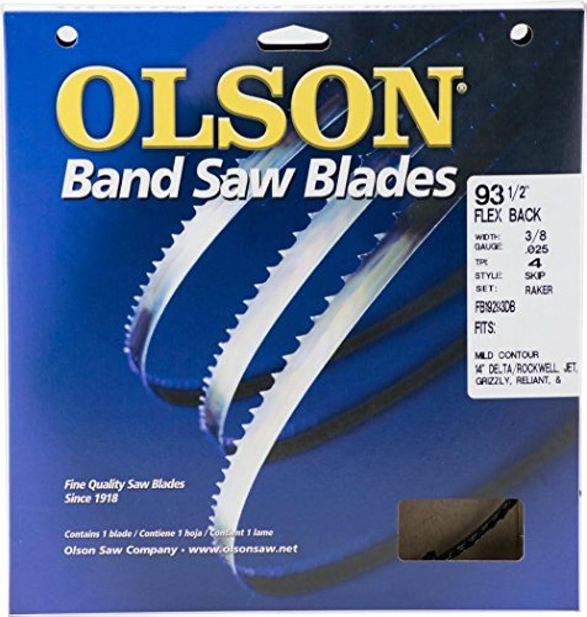 習慣特徴づけるバリーOlson Saw19293Olson Band Saw Blade-93-1/2