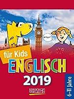 Sprachkalender Englisch fuer Kids 2019 Tages-Abreisskalender