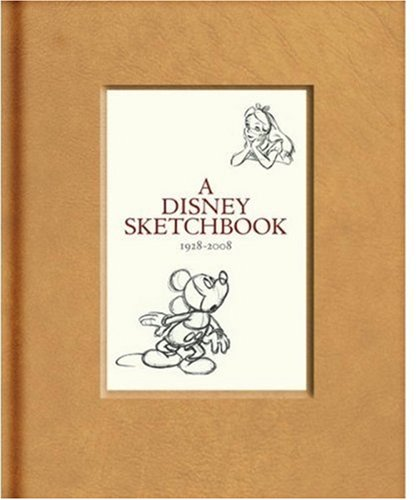 A Disney Sketchbook - CANCELING TEMPORARILY TO AFFECT ONIX FEED (Introduction by