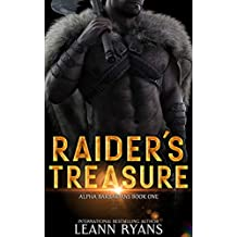 Raider's Treasure (Alpha Barbarians Book 1)