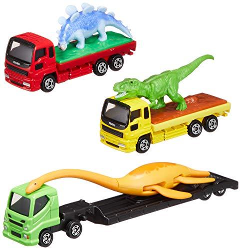 トミカ ギフトセット はこんであそぼう!恐竜運搬車セット