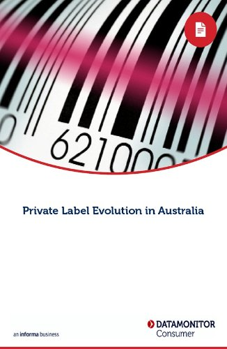 Private Label Evolution in Australia (English Edition)