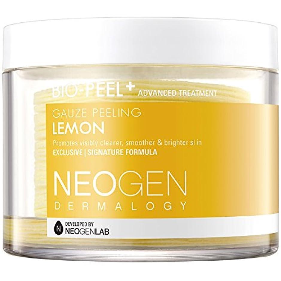 NEOGEN DERMALOGY ネオジェン ダーマロジー バイオピールガーゼピーリング レモン 200ml/30枚
