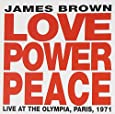 Love Power Peace Live At The Olympia Paris 1971(ジャケットは2種類あります)