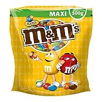 M&M'SR Peanut 500 g - 17,64 oz - M&M'SRピーナッツ500グラム - 17,64オンス