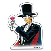 セーラームーン タキシード仮面 ステッカー Sailor Moon Tuxedo Kamen Sticker  K
