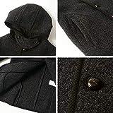 ウールモッサ シングルフードジャケット・jd-8458-wom・jd-8455-wom ダントン画像⑨