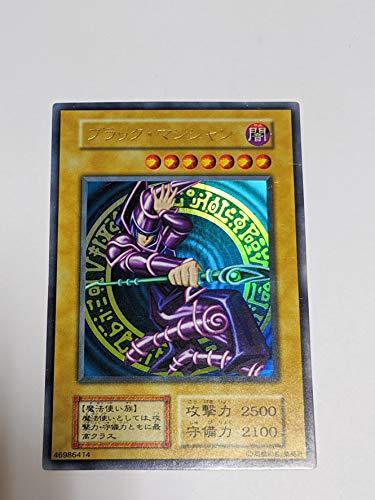 【遊戯王カード】 ≪初期版≫ 《 ブラック・マジシャン 》 【ウルトラレア】 (品番なし)