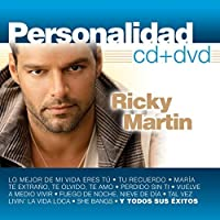 Personalidad by Ricky Martin (2014-07-29)