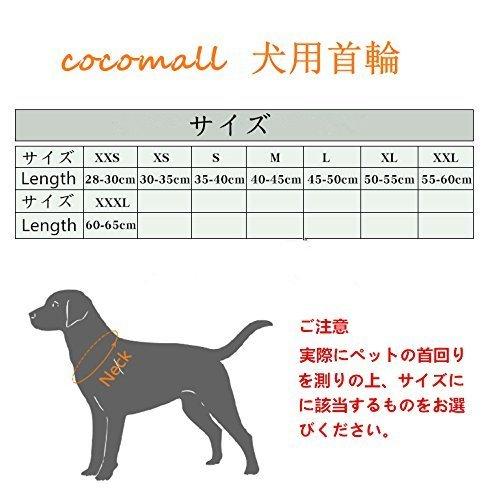 犬首輪 犬の首輪 犬用訓練首輪 小型、中型、大型犬用首輪 ペット用品  3M反射材料  ナイロン製  通気性  弾力性 ソフト 調節可能   ハーネス リード 3枚目のサムネイル