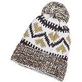 MIRAIS BONBON ニット帽 冬 かわいい ボンボン おしゃれ メンズ レディース 帽子 キャップ スノボー スキー アクセサリー 雪 子供 KZ-KB-1510018 (Cタイプ) MR-KB-1510018-C