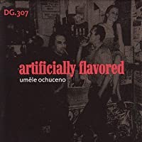 artificially flavored - umelo ochuceno