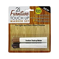 Bulk Buys家具タッチアップマーカーセット–12パック