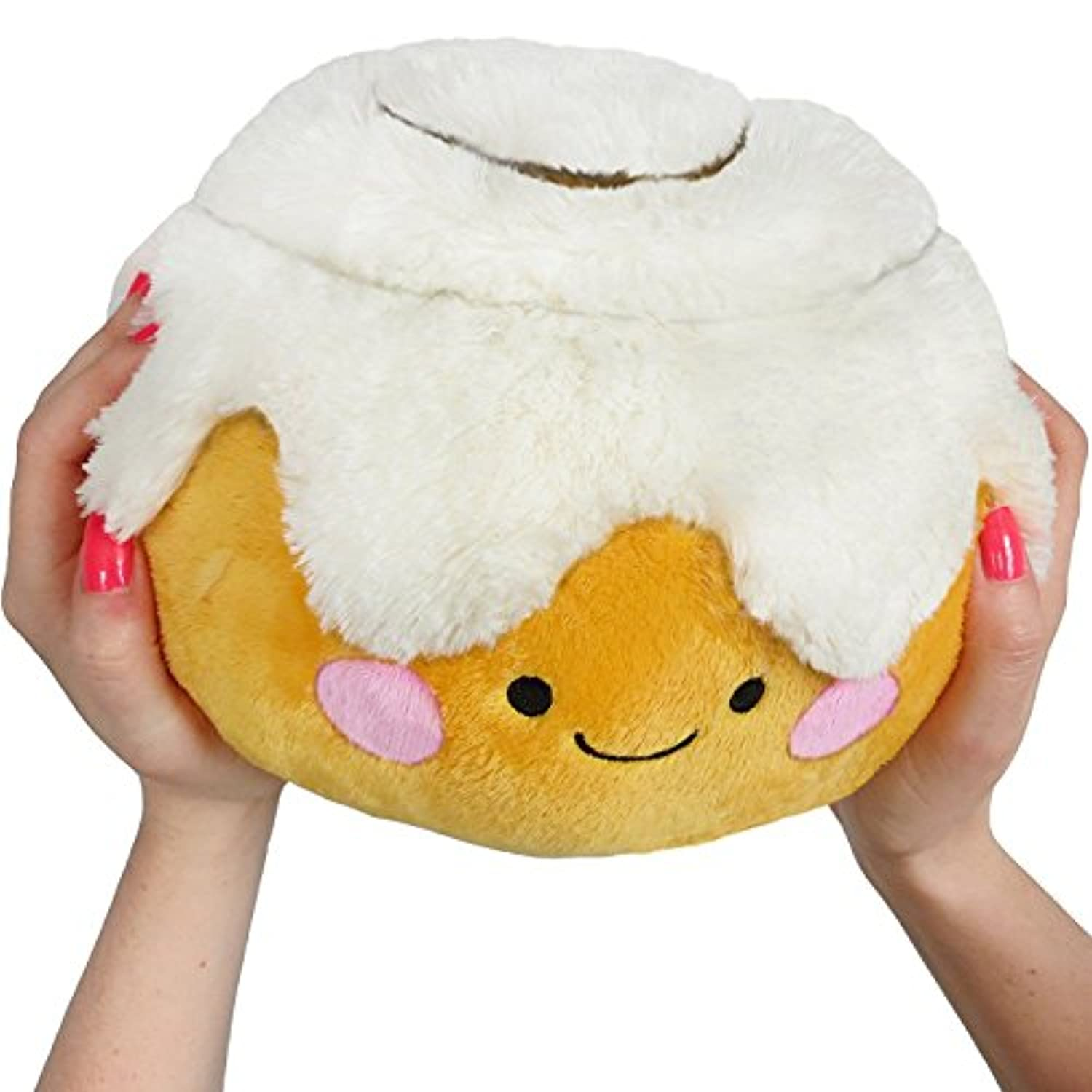 Squishable Cinnamon Bun Plush, Mini 7 by Squishable