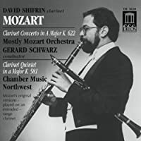 Clarinet Cto / Clarinet Quintet (1992-05-03)