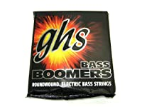 GHS strings M3045×4セット Bass Boomers 045-105 ベース弦