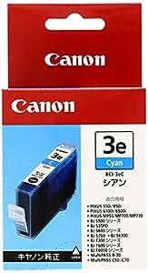 Canon キヤノン 純正 インクカートリッジ BCI-3E シアン BCI-3EC