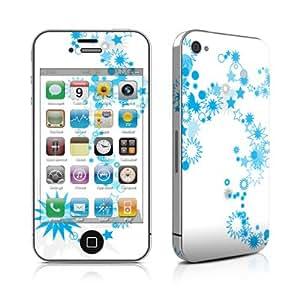 Apple iPhone4/iPhone 4S用スキンシール 【Star Spiral】
