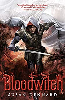 Bloodwitch: Witchlands 3 by [Dennard, Susan]