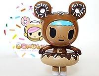 Tokidoki Donutella and her Sweet Friends Blind Box Mini Figure - Chocotella