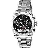 [サルヴァトーレ・フェラガモ]Salvatore Ferragamo 腕時計 フェラガモ1898 ブラック文字盤 FFM080016 メンズ 【並行輸入品】