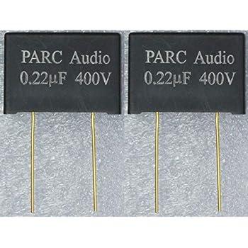 フィルムコンデンサー(0.22uF) 2個セット DCP-FC003-022-2