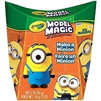 [クレヨラ]Crayola Model Magic Craft Kit Make a Minion 57-4519 [並行輸入品]