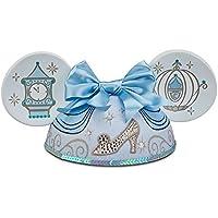 ディズニー Disney USディズニー シンデレラ イヤーハット 帽子 ミッキーの耳付き 大人 子供 US Disney Parks限定 [並行輸入品]