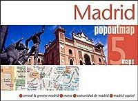 Popout Map Madrid (Popout Maps)