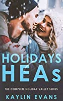Holidays & HEAs: The Complete Holiday Valley Series