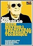 Joe Morello: Drum Method 1--The Natural Approach to Technique