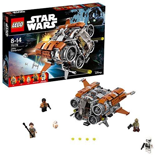 レゴ(LEGO)スター・ウォーズ ジャクーのクワッドジャンパー 75178